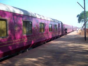 Тур в Индию. Поезд-люкс по штату Карнатака