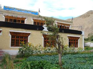Тур в Индию. Ладакх. Гостиница-ресорт «Вильбендан» в Нимму