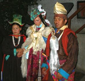 Тур в Индию. Ладакх. Свадьба