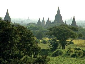Баган. Круиз в Мьянму (Бирму)