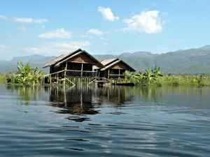 Тур в Мьянму (Бирму). озеро Инле