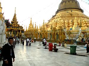 Тур в Мьянму (Бирму). Янгон
