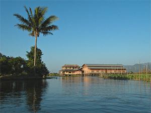 Тур в Бирму. Озеро Инле