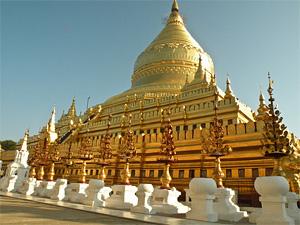Тур в Бирму. Баган