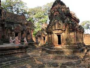 Йога-тур в Камбоджу. Ангкор-Ват