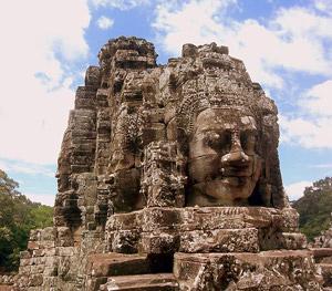 Йога-тур в Камбоджу. Байон