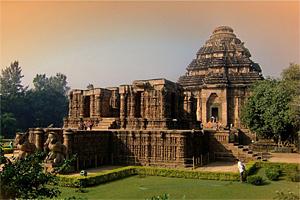 Тур в Индию. Штат Орисса