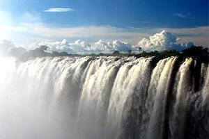 Тур в ЮАР и Замбию. Южная Африка, Водопад Виктория