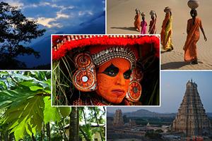 Туры по всей Индии