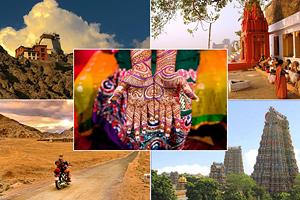 Авторские туры в Индию