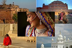Туры по Золотому треугольнику Индии