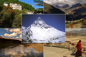 Туры в Гималаи, Индия