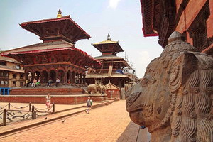 Треккинг в Непале. Лапчи